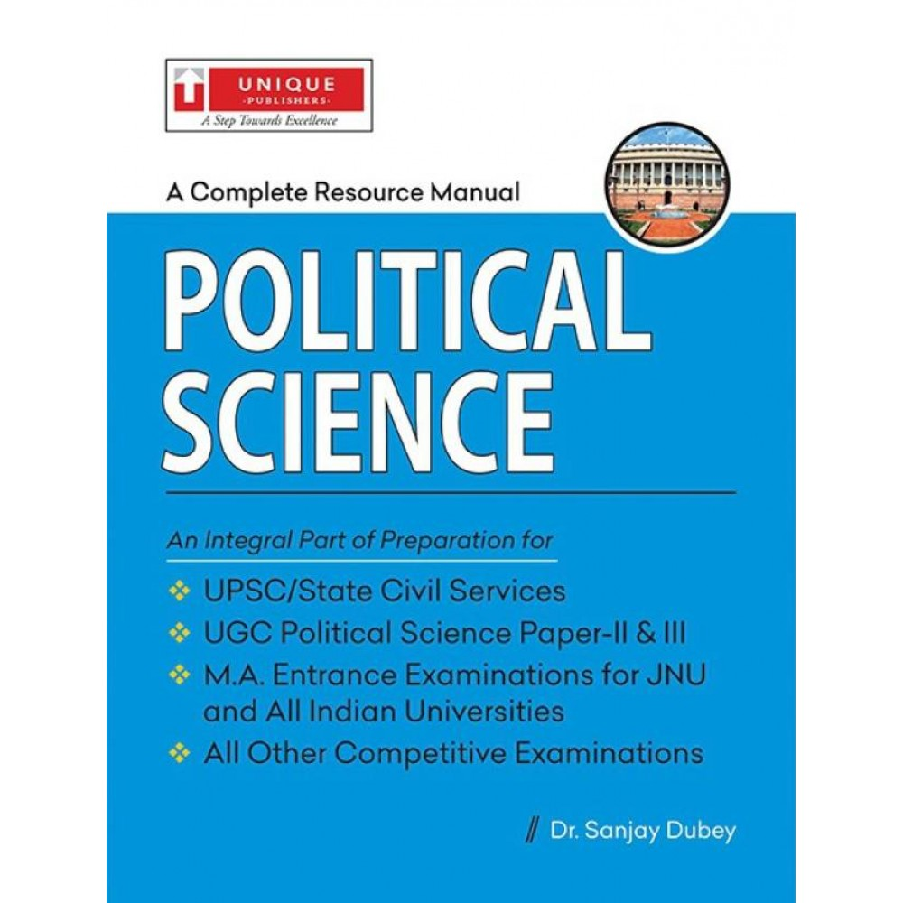 Unique Publication [Political Science (English), Paperback] by Dr  Sanjay  Dubey