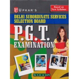 Upkar Publication [DSSSB PGT Examination (English) Paperback] by Dr. Lal & Jain