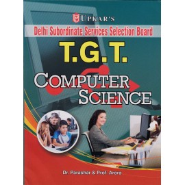 Upkar Publication [TGT Computer Science (English) Paperback] by Dr. Parashar & Prof. Arora
