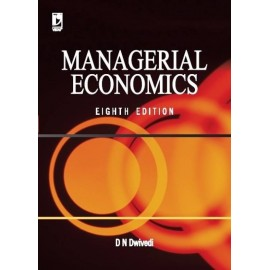 Vikas Publishing House [Managerial Economics 8th Edition (English), Paperback] by D N Dwivedi
