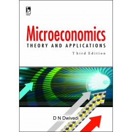 Vikas Publishing House [MICROECONOMICS: THEORY AND APPLICATIONS 3rd Edition, English, Paperback] by D N Dwivedi