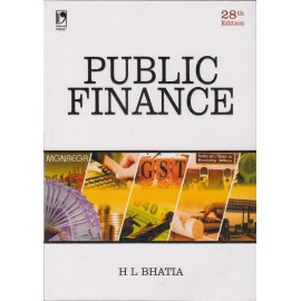 Vikas Publishing House [Public Finance (English), Paperback] by H L Bhatia