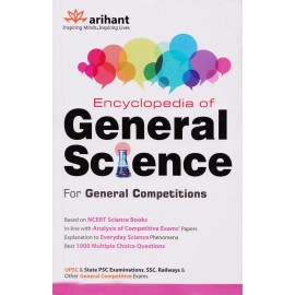 Arihant Publication [Encyclopedia of General Science (English)] Author - Siddharth Mukherjee