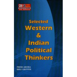 CBH Publishing [Selected Western & Indian Political Thinkers, Paperback] by Prem Arora & Brij Grover