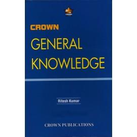 Crown Publication [General Knowledge 2019edition(English)] Author - Ritesh Kumar