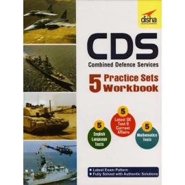 Disha Publication [CDS 5 Practice Set WorkBooks]