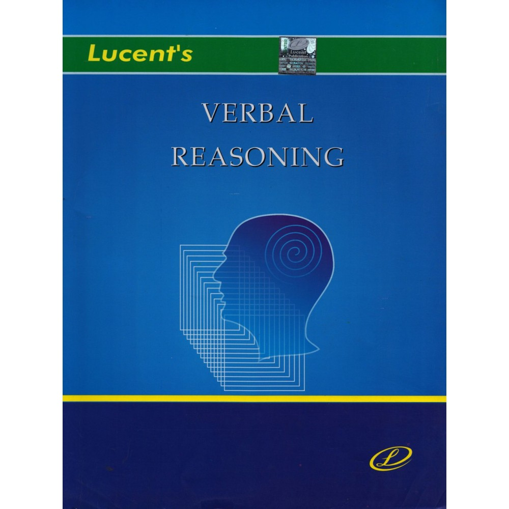 Lucent Publication [Verbal Reasoning] Author - Er. Bhupendra Kr. Singh & Vibha Rani