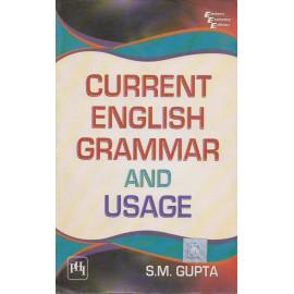 PHI Publication [Current English Grammar and Usage] Author - S. M. Gupta
