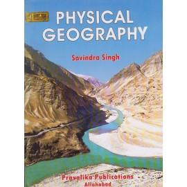 Pravalika Publications, Allahabad [Physical Geography (English), Paperback] by Savindra Singh