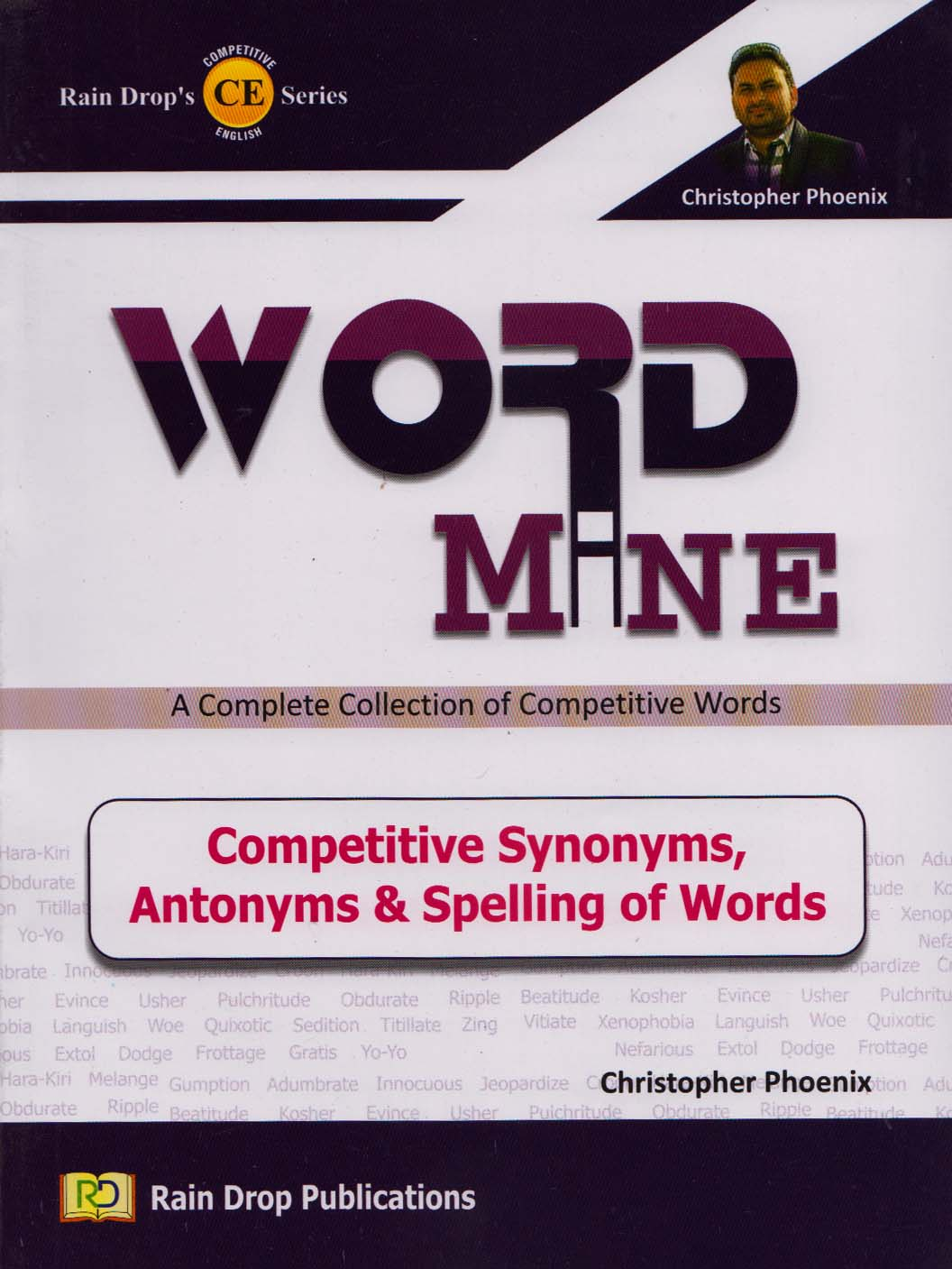 Kiran Publication - Synonyms and Antonyms 4140+ Words